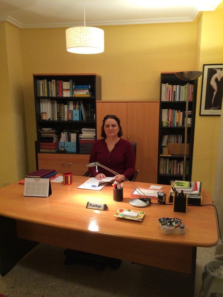 Psicóloga Mónica Gonzalez