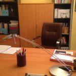 Detalle mesa despacho